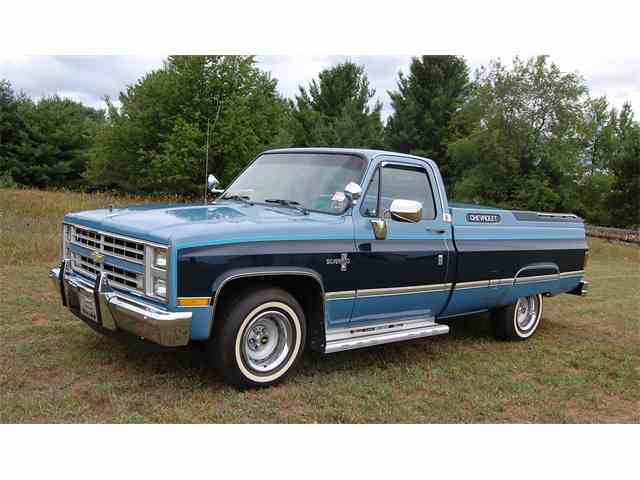 1987 Chevrolet Silverado | 893247