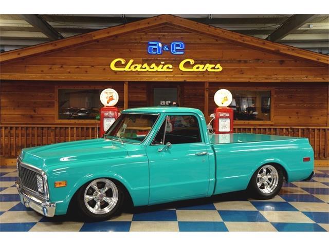 1972 Chevrolet C/K 10 | 893249