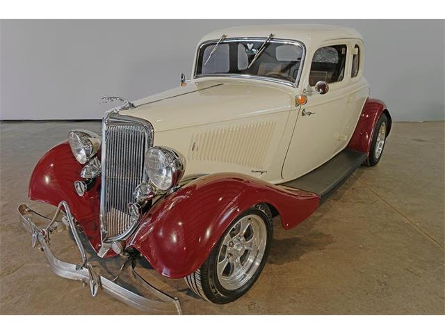 1934 Ford 5-Window Coupe | 893255