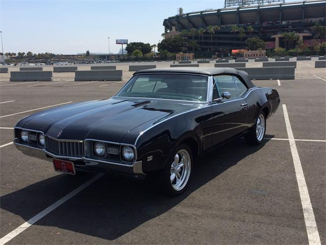 1968 Oldsmobile Cutlass | 893257