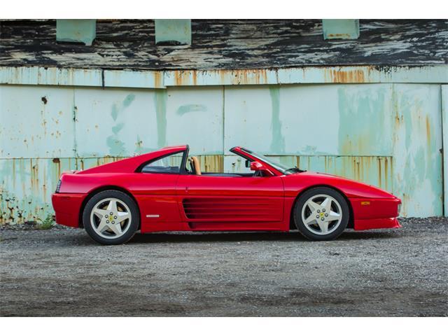 1993 Ferrari  348 Serie Speciale  | 893259