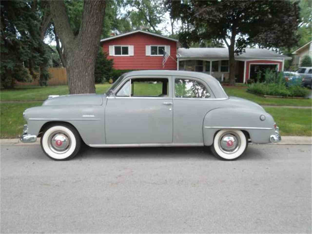 Large Picture of '51 Plymouth Cambridge located in Illinois - $14,900.00 Offered by a Private Seller - J590