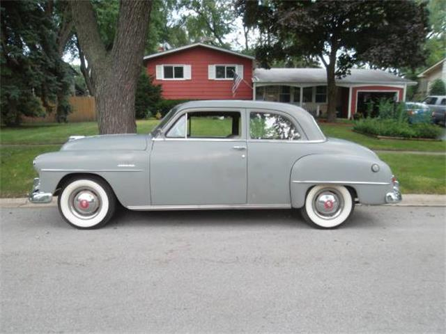 1951 Plymouth Cambridge | 893268