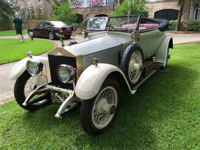 Picture of '21 Silver Ghost Cabriolet - J591