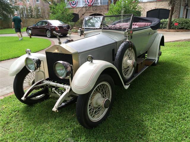 1921 Rolls-Royce Silver Ghost Cabriolet | 893269