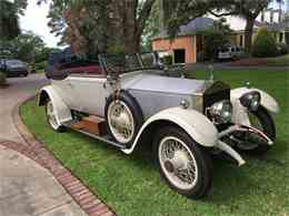 1921 Rolls-Royce Silver Ghost Cabriolet for Sale - CC-893269