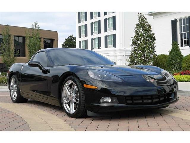 2008 Chevrolet Corvette | 893280