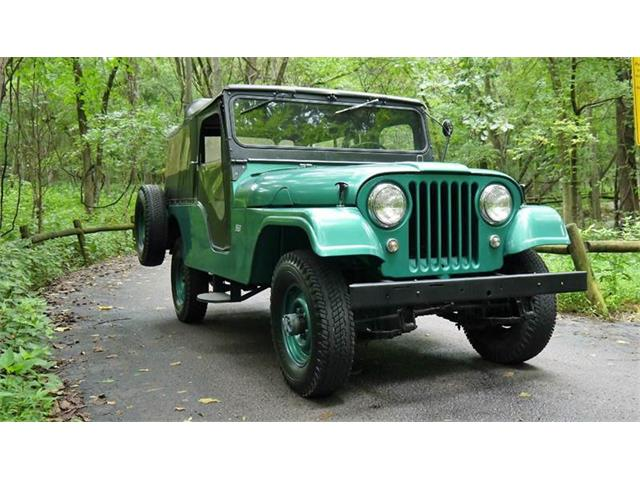 1958 Jeep Willys | 893281