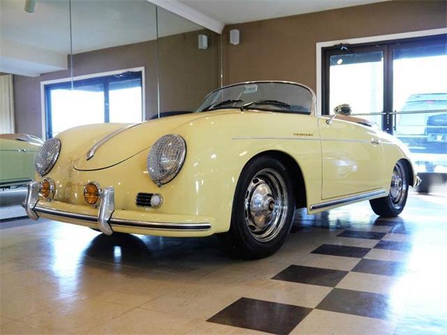 1961 Porsche 356 | 893281