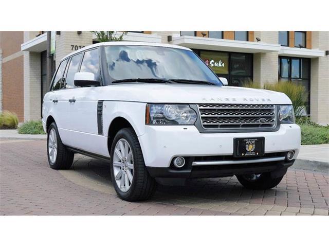 2011 Land Rover Range Rover   893282