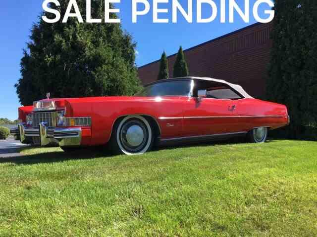 1973 Cadillac Eldorado | 893286