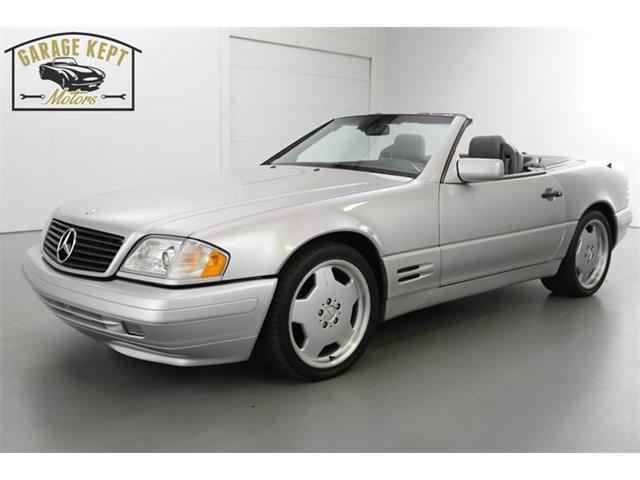 1998 Mercedes-Benz SL-Class | 893290