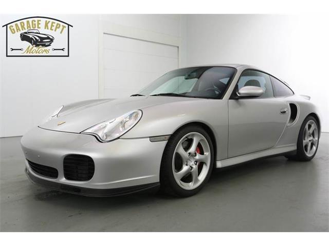 2001 Porsche 911 | 893291