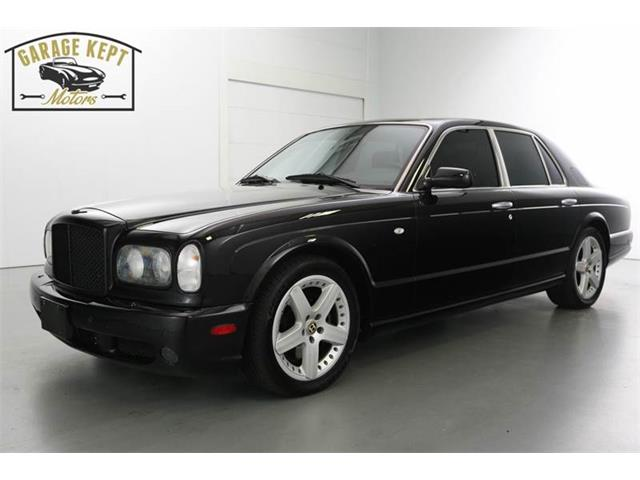 2002 Bentley Arnage | 893293
