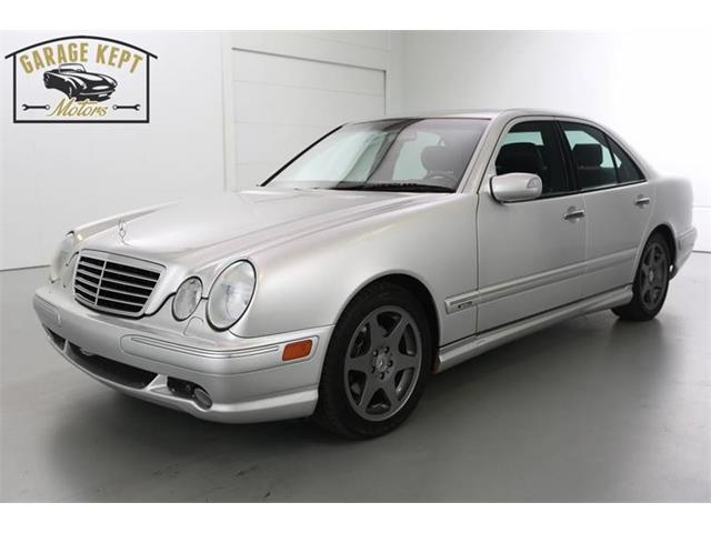 2000 Mercedes-Benz E-Class | 893296