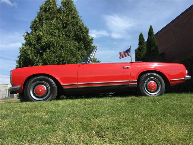 1966 Mercedes-Benz 230SL | 893300