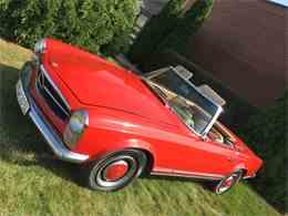 1966 Mercedes-Benz 230SL for Sale - CC-893300