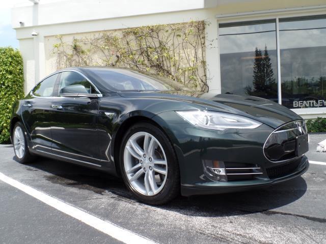 2013 Tesla Model S P85 | 893313