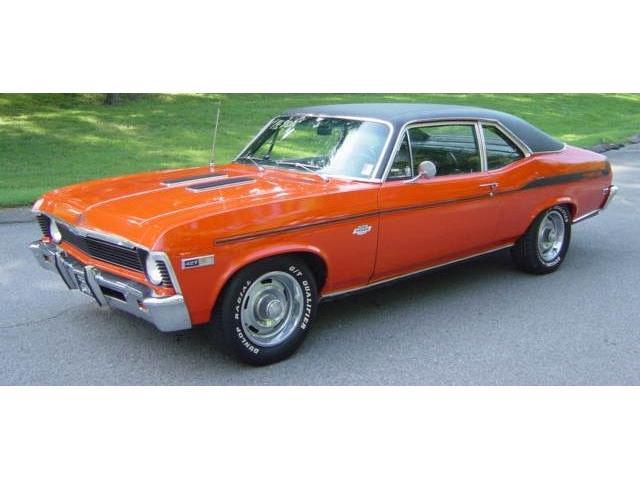 1968 Chevrolet Nova | 893321