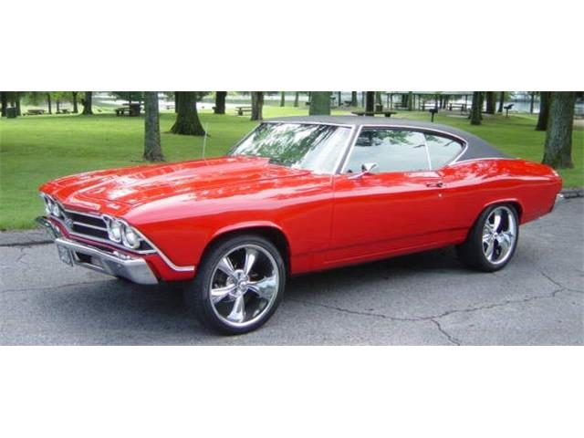 1969 Chevrolet Chevelle | 893322