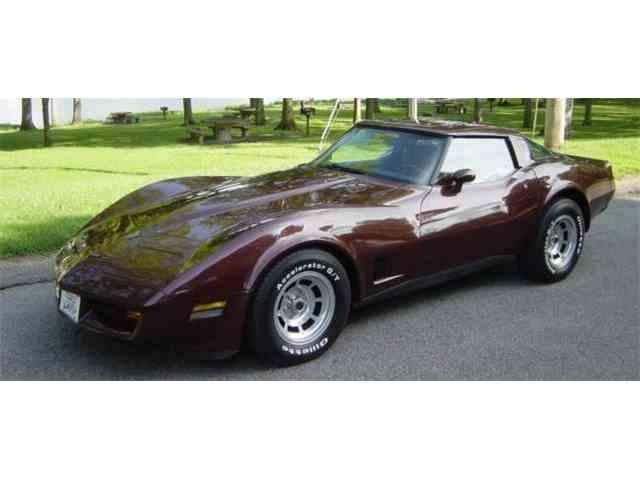 1981 Chevrolet Corvette | 893325