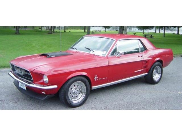 1967 Ford Mustang | 893326