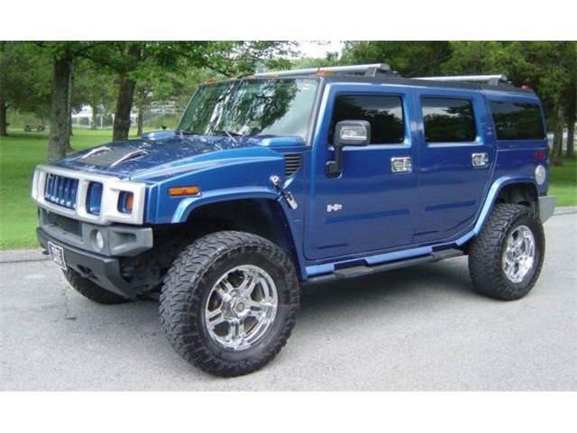 2006 Hummer H2 | 893329