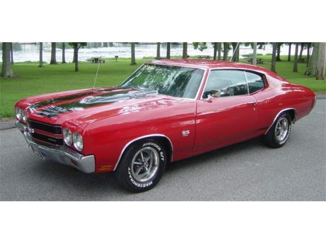 1970 Chevrolet Chevelle | 893330
