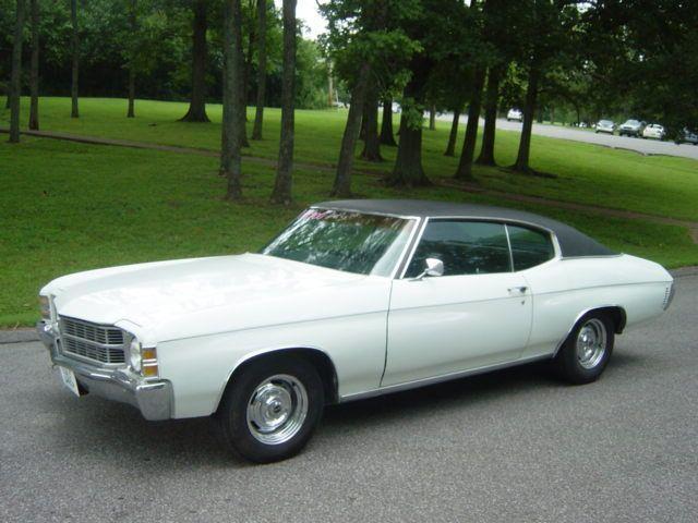 1971 Chevrolet Chevelle | 893331