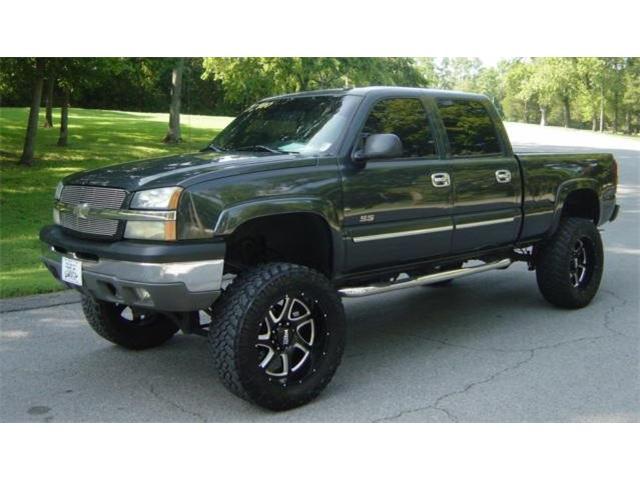 2003 CHEVROLET 1500HD 2WD CREW CAB | 893332