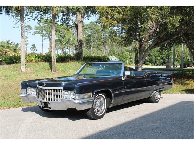 1970 Cadillac DeVille | 893337