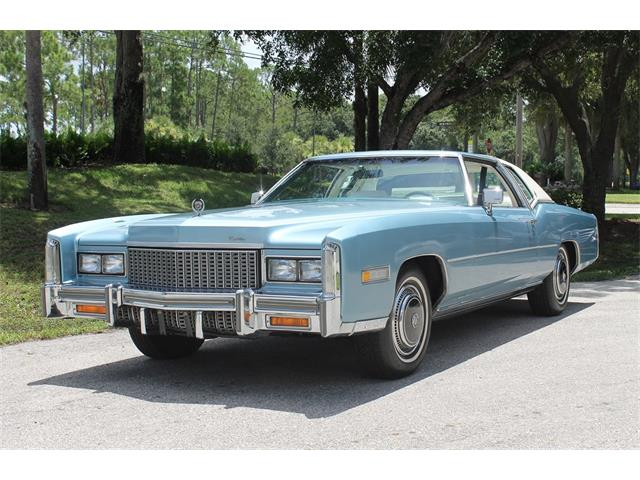 1976 Cadillac Eldorado | 893340