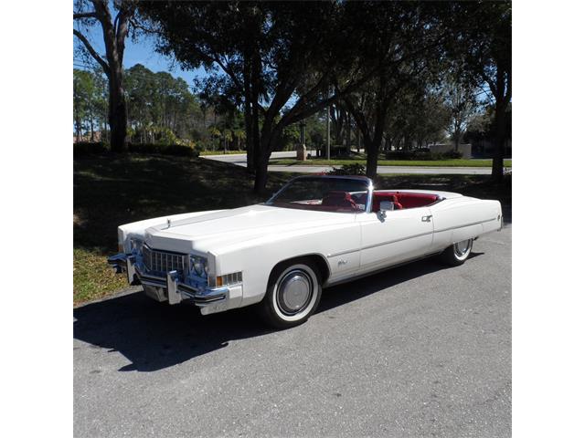 1973 Cadillac Eldorado | 893341