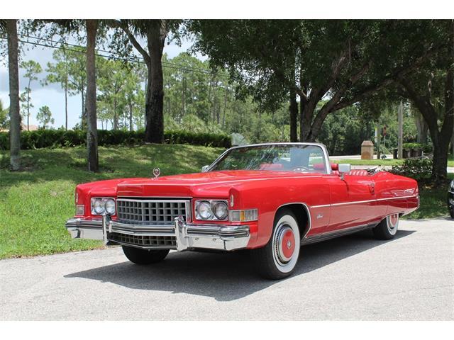 1973 Cadillac Eldorado | 893342