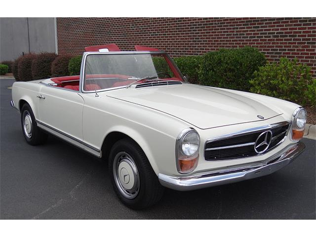 1968 Mercedes-Benz 280SL | 893343