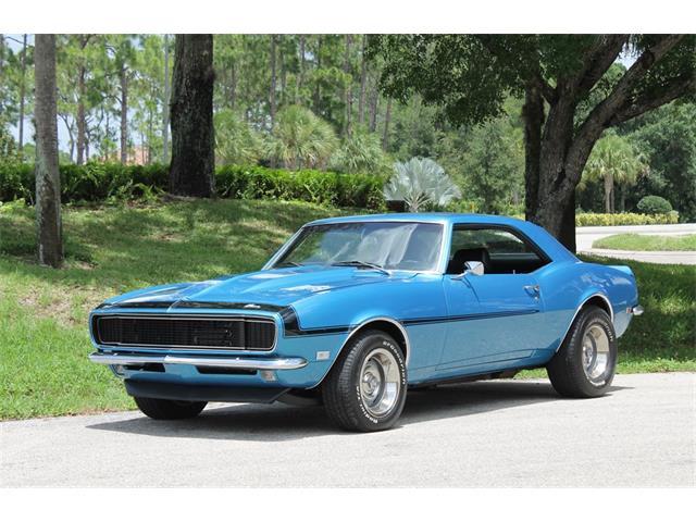 1968 Chevrolet Camaro | 893344