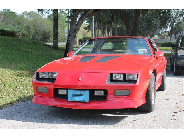 1986 Chevrolet Camaro | 893348