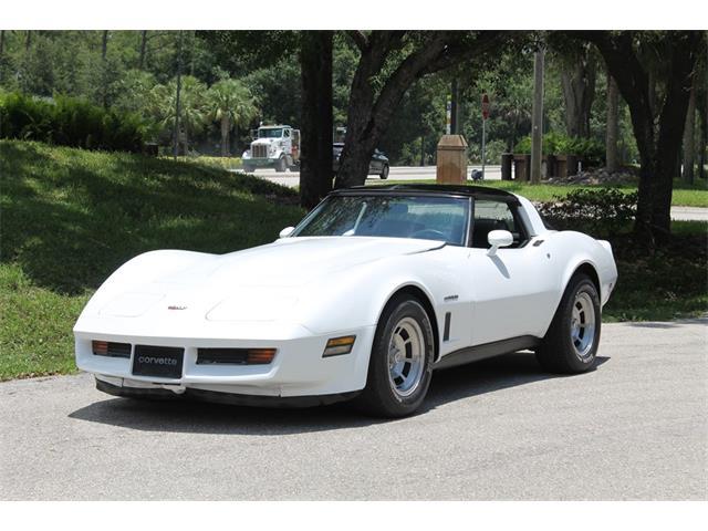 1982 Chevrolet Corvette | 893350