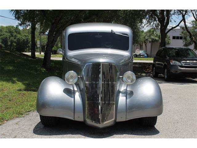 1937 Chevrolet Panel Truck | 893353