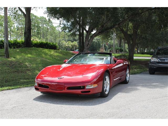 2004 Chevrolet Corvette | 893355