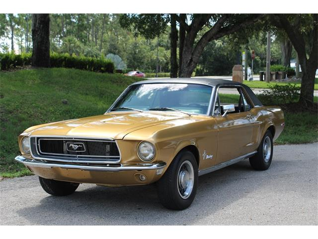 1968 Ford Mustang | 893359