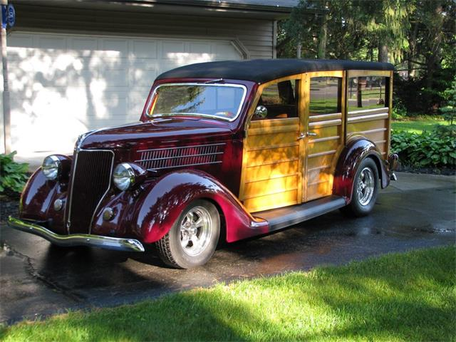 1936 Ford Woody Wagon | 893363
