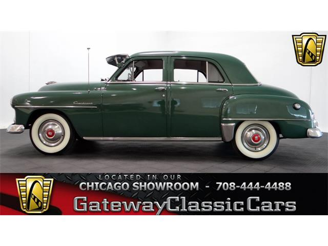 1952 Plymouth Cranbrook | 890337