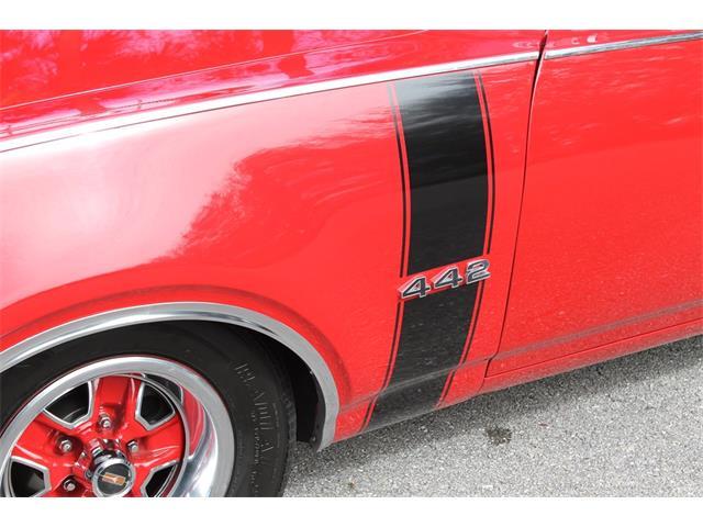 1968 Oldsmobile 442 | 893373