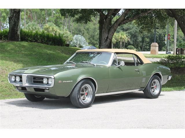 1967 Pontiac Firebird | 893376