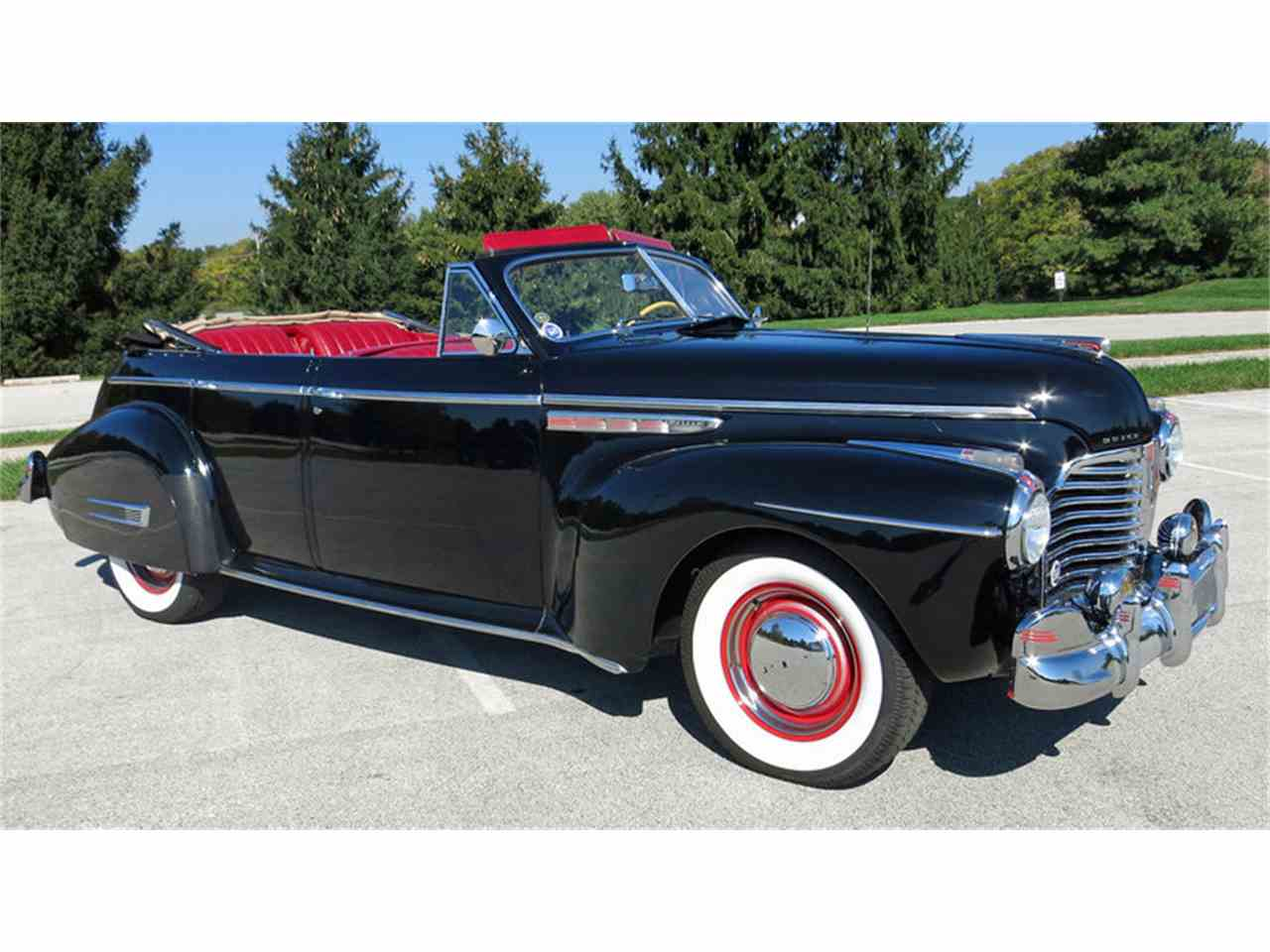 Large Picture of Classic '41 Buick Super - J5C3