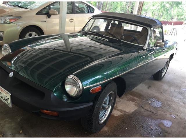 1979 MG MGB | 893381
