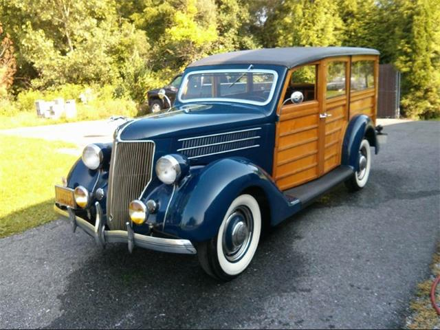 1936 Ford Woody Wagon | 893392