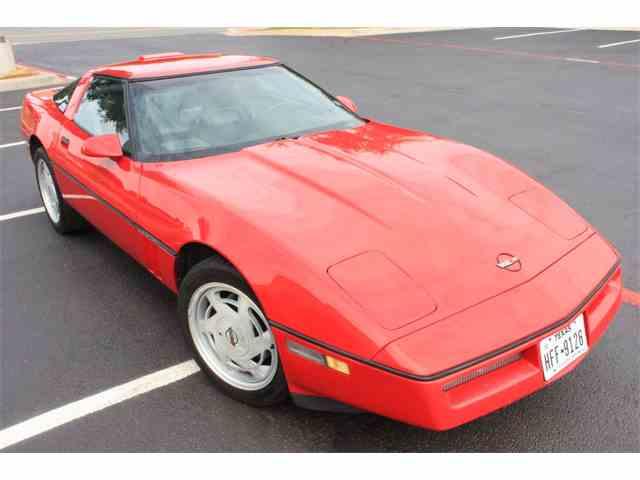 1989 Chevrolet Corvette | 893397