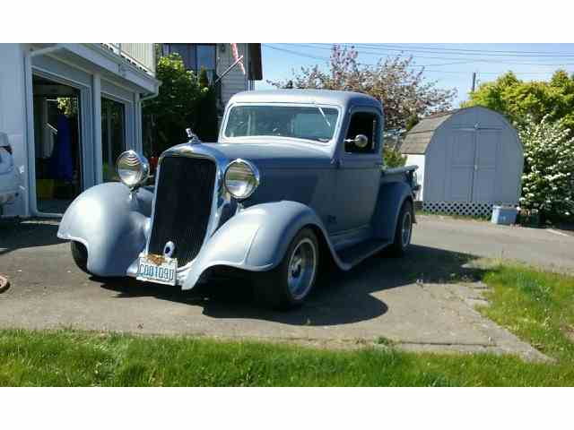 1935 Dodge Brothers Pickup | 893399